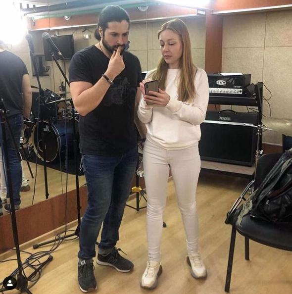 Instagram Тина Кароль