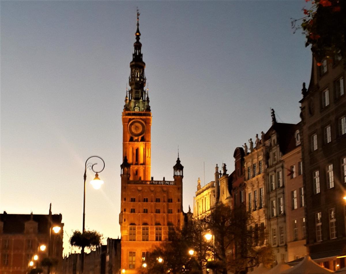 Больше всего ресторанов и кафе находится в Старом городе Гданьска / Фото Марина Григоренко