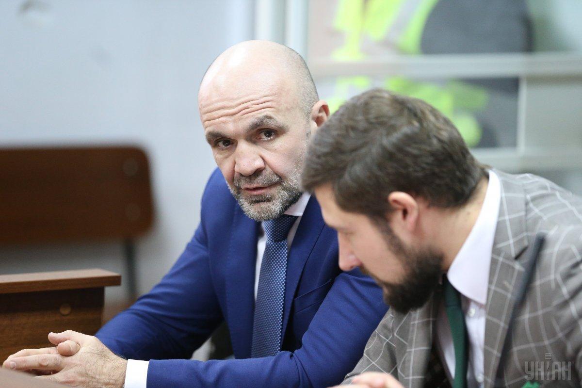 Владислав Мангер подчеркнул, что не имел никаких мотивов мстить Гандзюк / фото УНИАН