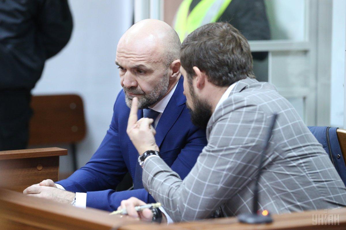 11 лютого Луценко повідомив, що голові Херсонської облради Мангеру оголошено підозру/ УНІАН