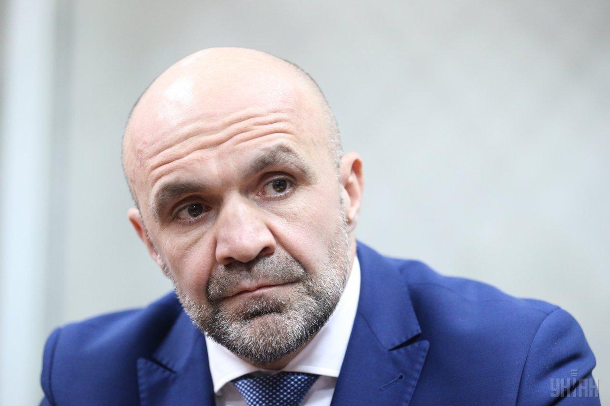 Луценко заявив, що з Мангера зняли електронний брасле за рішенням суду / фото УНІАН
