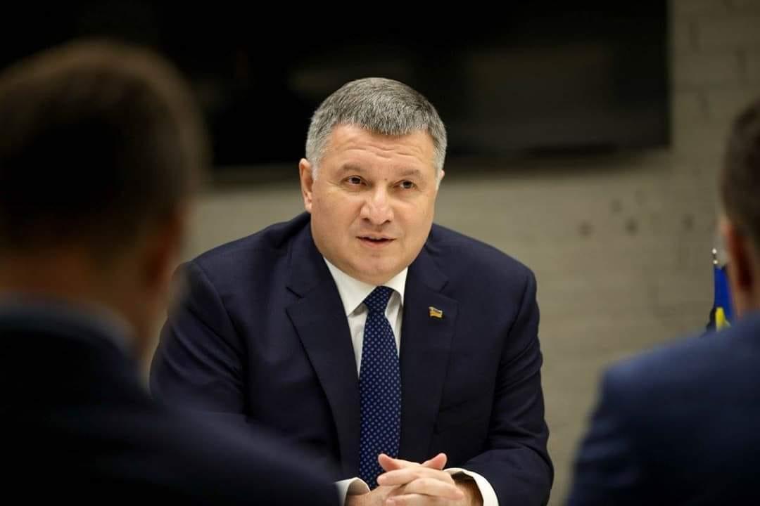 Arsen Avakov / Photo from facebook.com/mvs.gov.ua