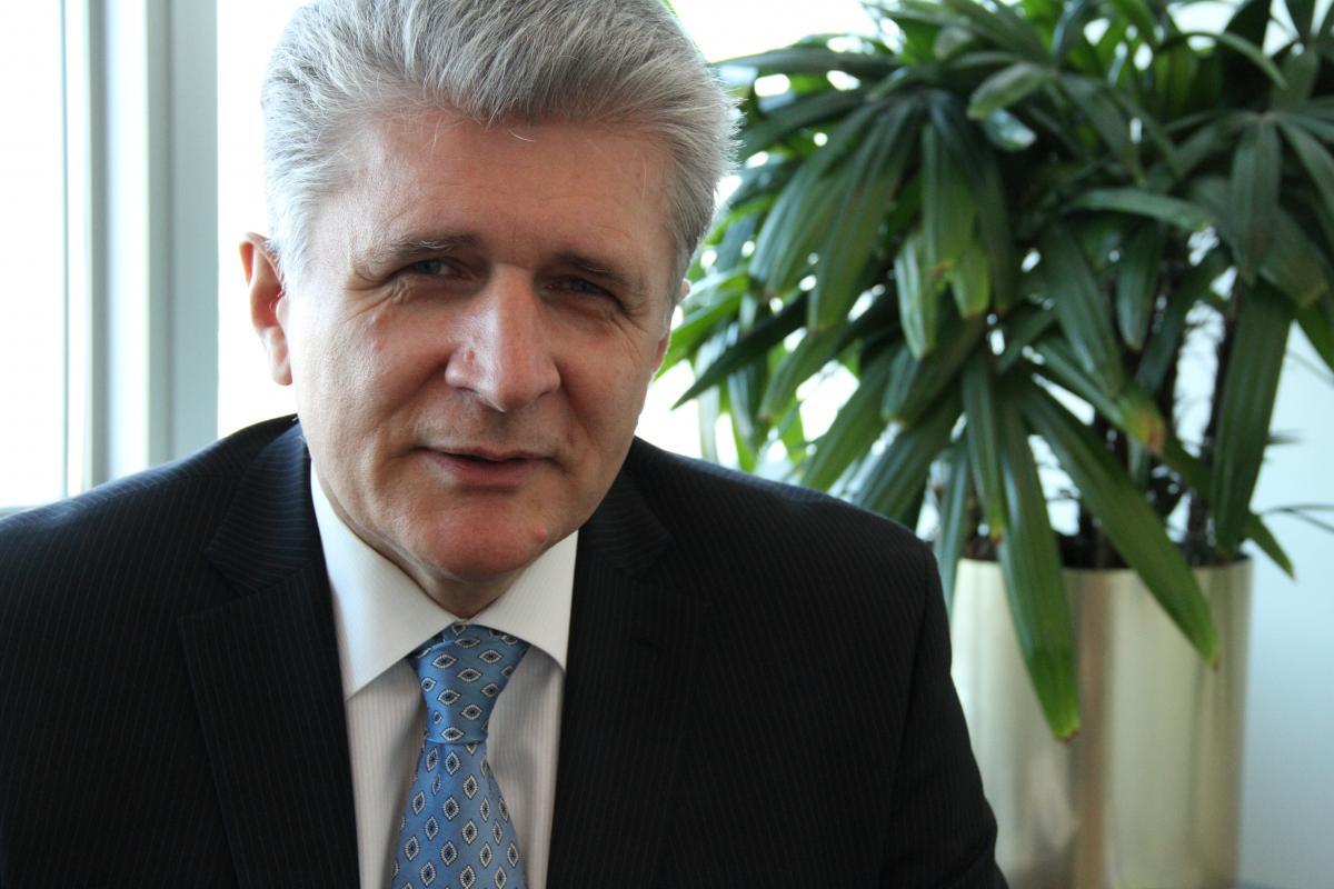 Єнча заявив, що в ООН повністю відданні продовженню наданнягуманітарної допомоги / фото wikipedia.org / Vanya25
