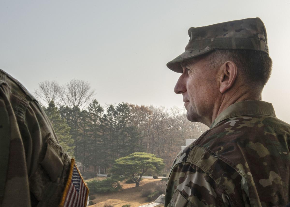 Генерал Роберт Абрамс отметил ощутимое снижение напряженности на Корейском полуострове / фото flickr.com/unc-cfc-usfk