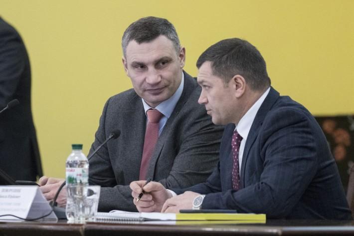 Фото: прес-служба Віталія Кличка