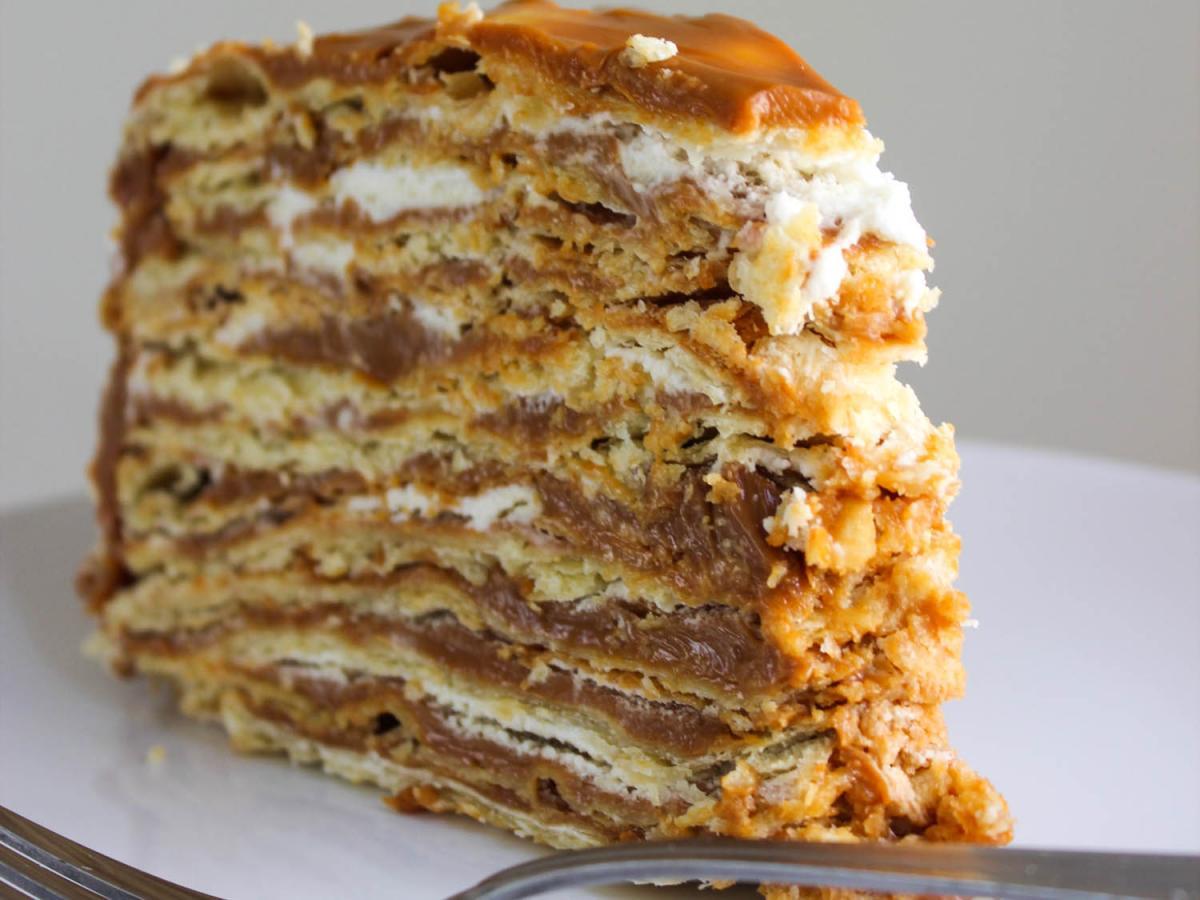 Рецептів торта Наполеон існує кілька \ arancibiaeventos.cl