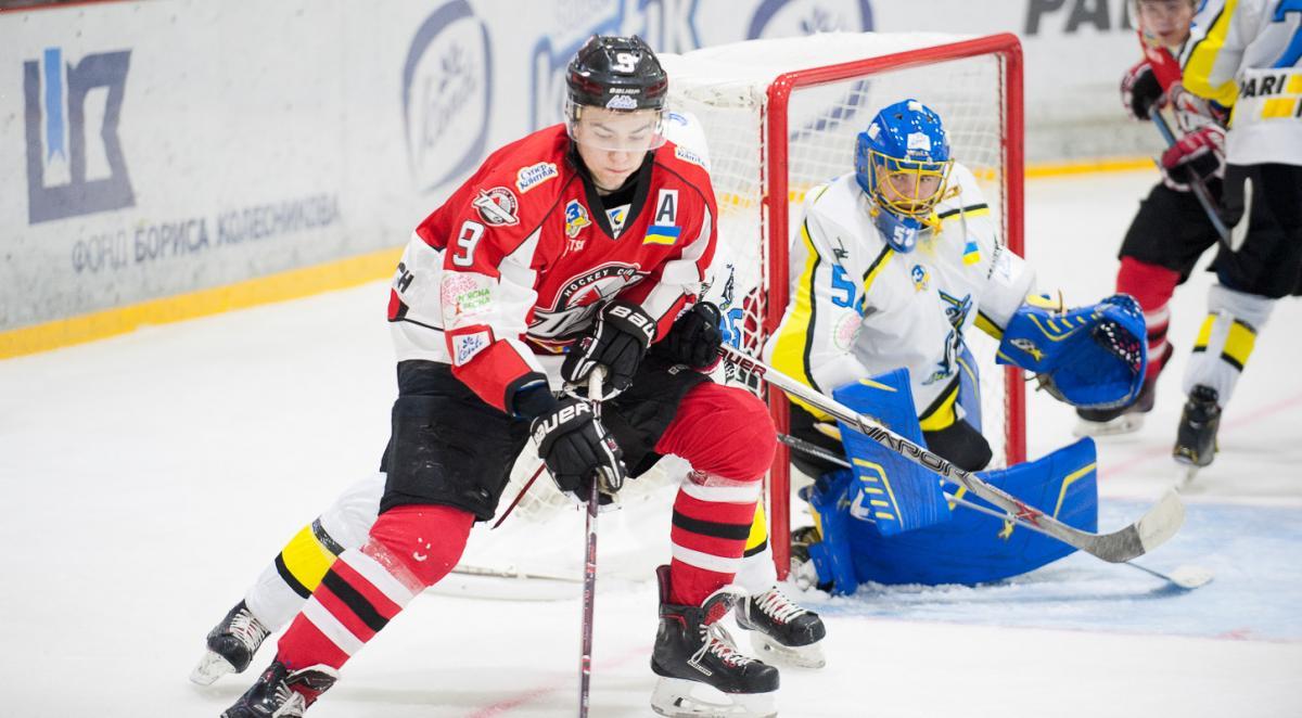 Донбасс стал лидером чемпионата Украины по хоккею / uhl.ua
