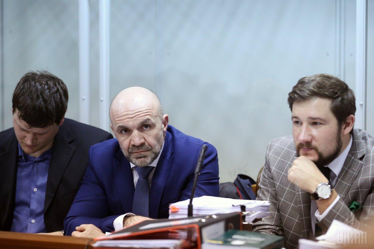 Владислав Мангер (в центре) / фото УНИАН