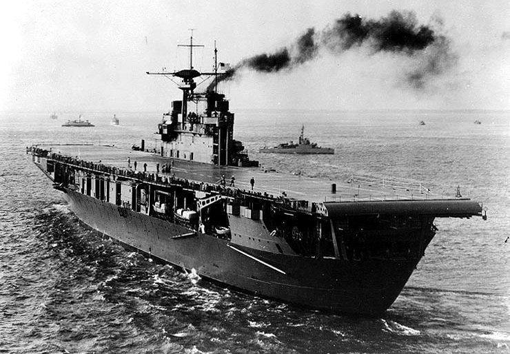 USS Hornet / U. S. Navy