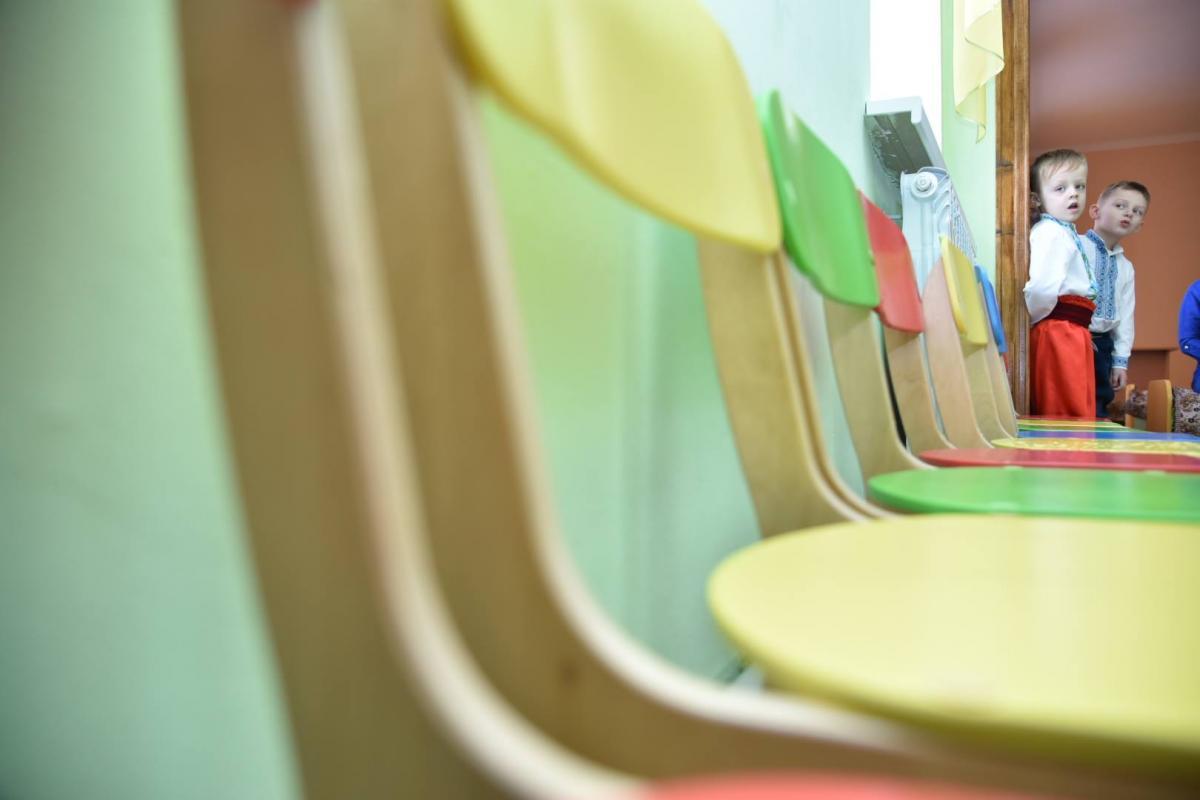 Детские садики в Киеве могут открыться лишь 10 мая - СМИ / фото пресс-служба ТОГА