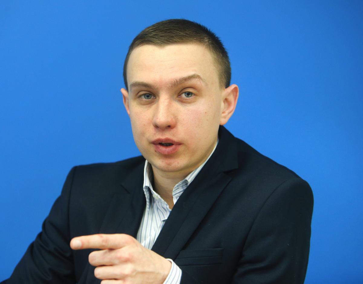 Жупанов пояснив, що сприяє ресоціалізації ув'язнених / фото УНІАН