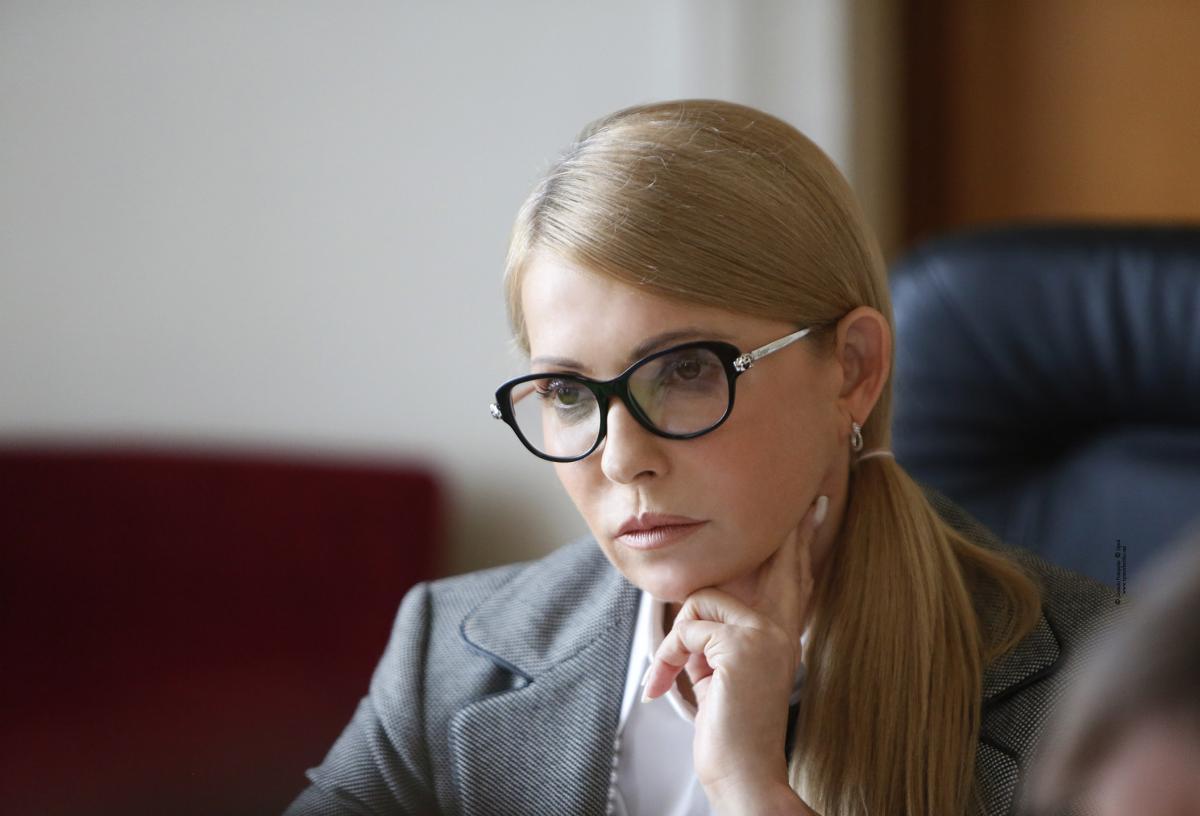 Тимошенко потеснила Порошенко в рейтинге / photo by Alexander Prokopenko