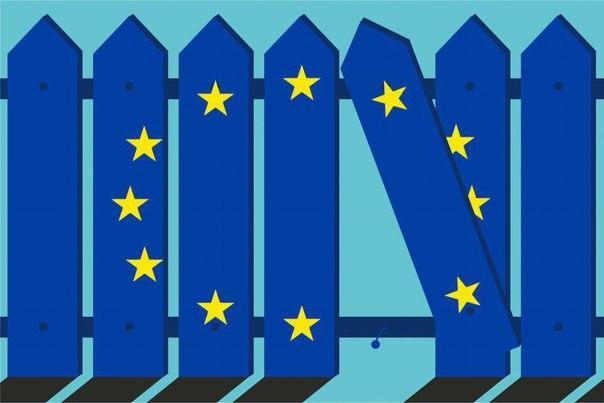 Украина, по мнению авторов отчета, больше всего пострадала от падения безопасности порядка в Европе / blog.plomin.club