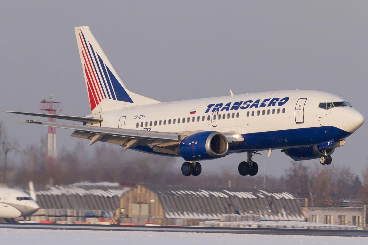 Заарештований російський Boeing продали з уцінкою - за 18 мільйонів / фото samolety.org