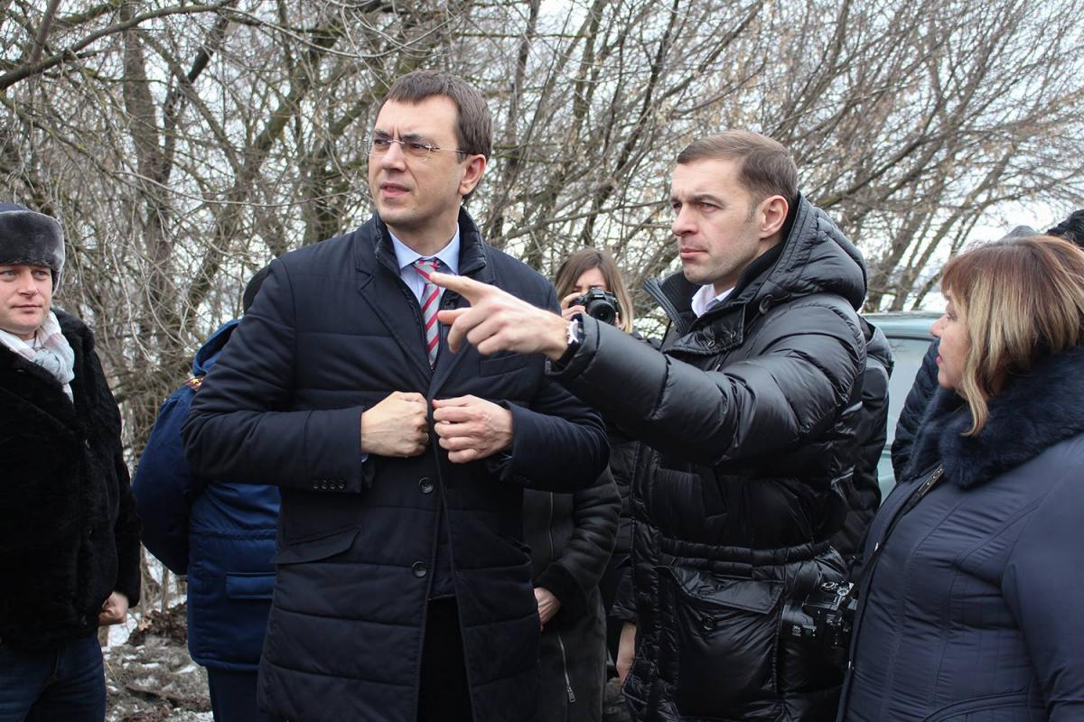 Владимир Омелян находится с рабочей поездкой в Киевской области / mtu.gov.ua