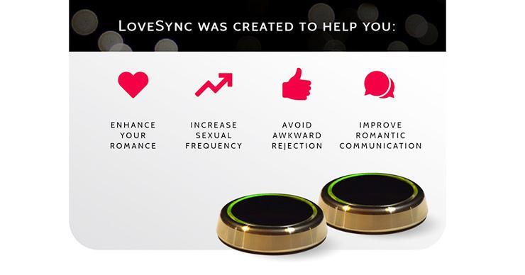 "Придуманы ""кнопки любви"" / фото Kickstarter"