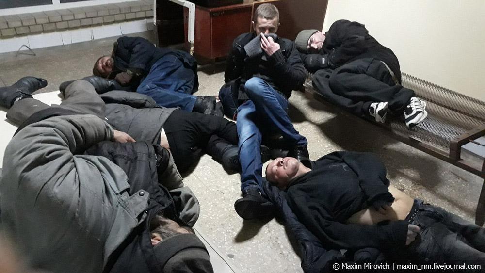 Блогер розповів про жахливу атмосферужиття в окупованому місті / фото maxim-nm.livejournal.com