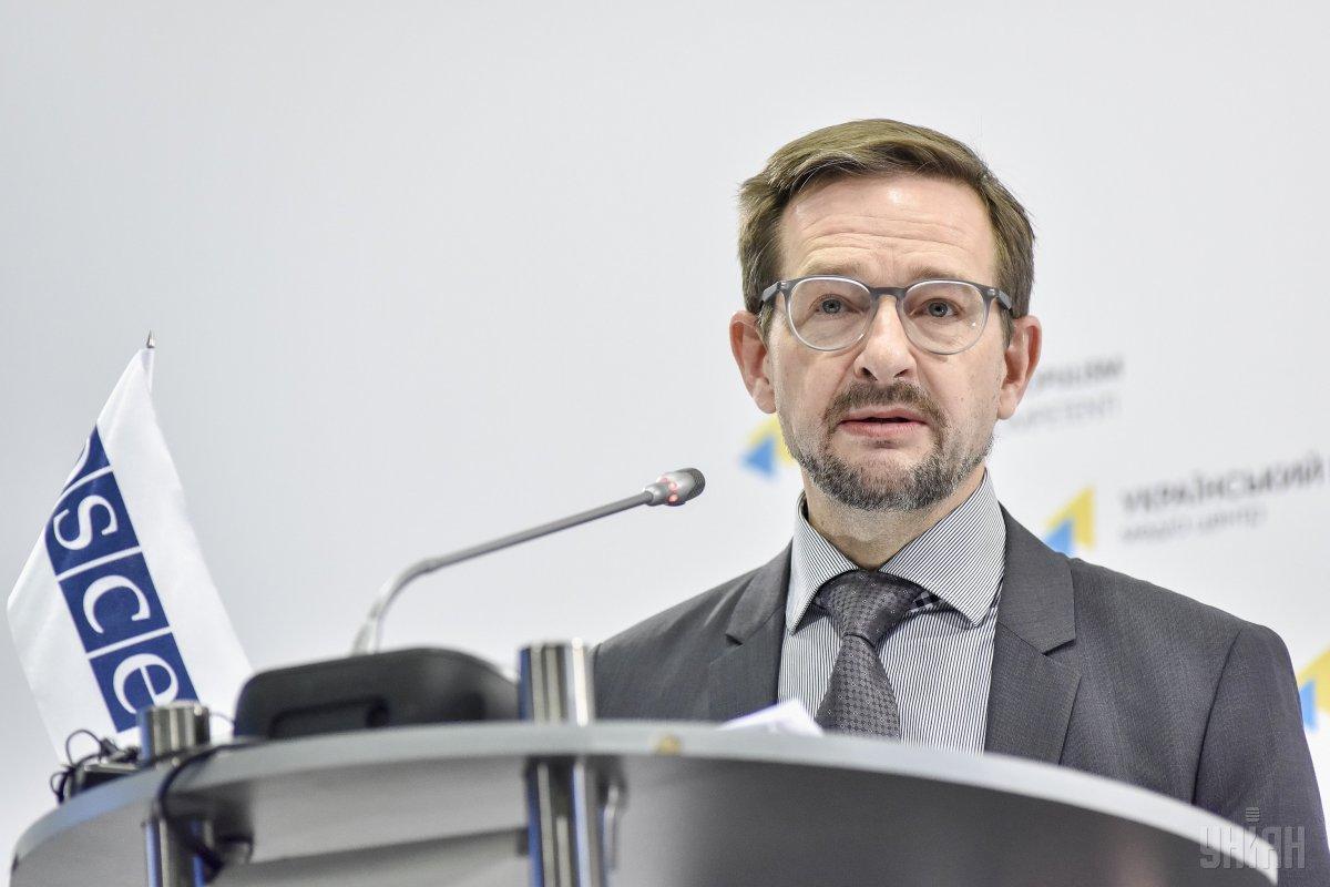 ОБСЕ готова сотрудничать с ООН / фото УНИАН