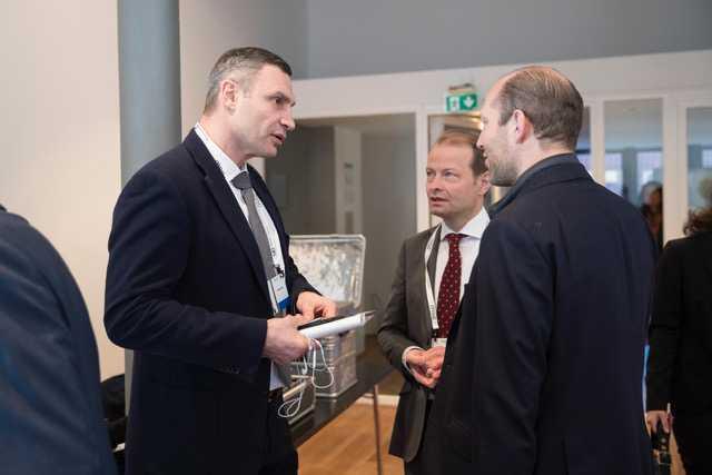 Виталий Кличко во время Мюнхенской конференции / фото kiev.klichko.org