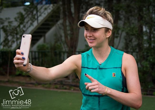 Элина Свитолина посеяна на US Open под пятым номером / фото: j48tennis.net