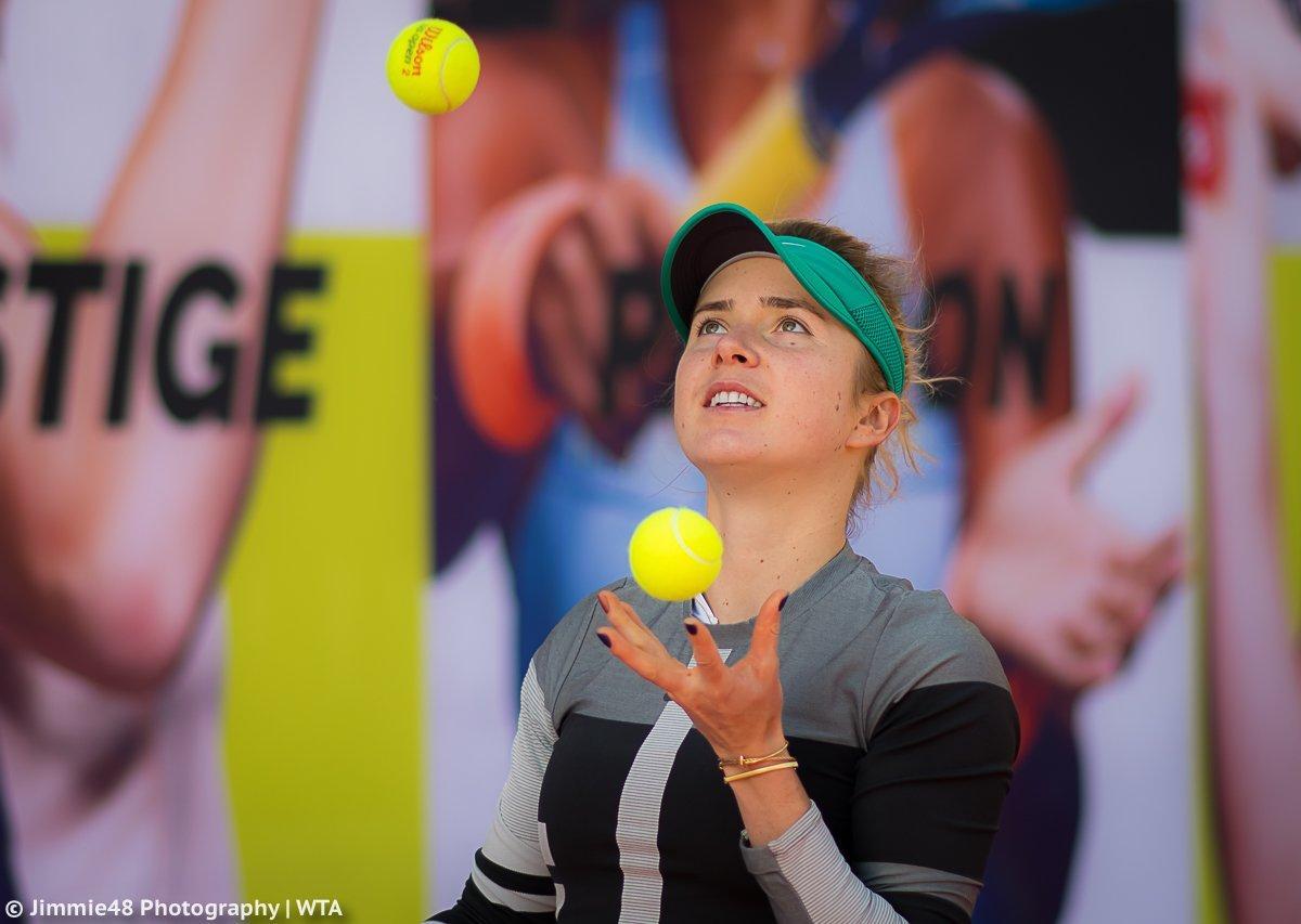 Элина Свитолина сыграет с Винус Уильямс / фото: j48tennis.net