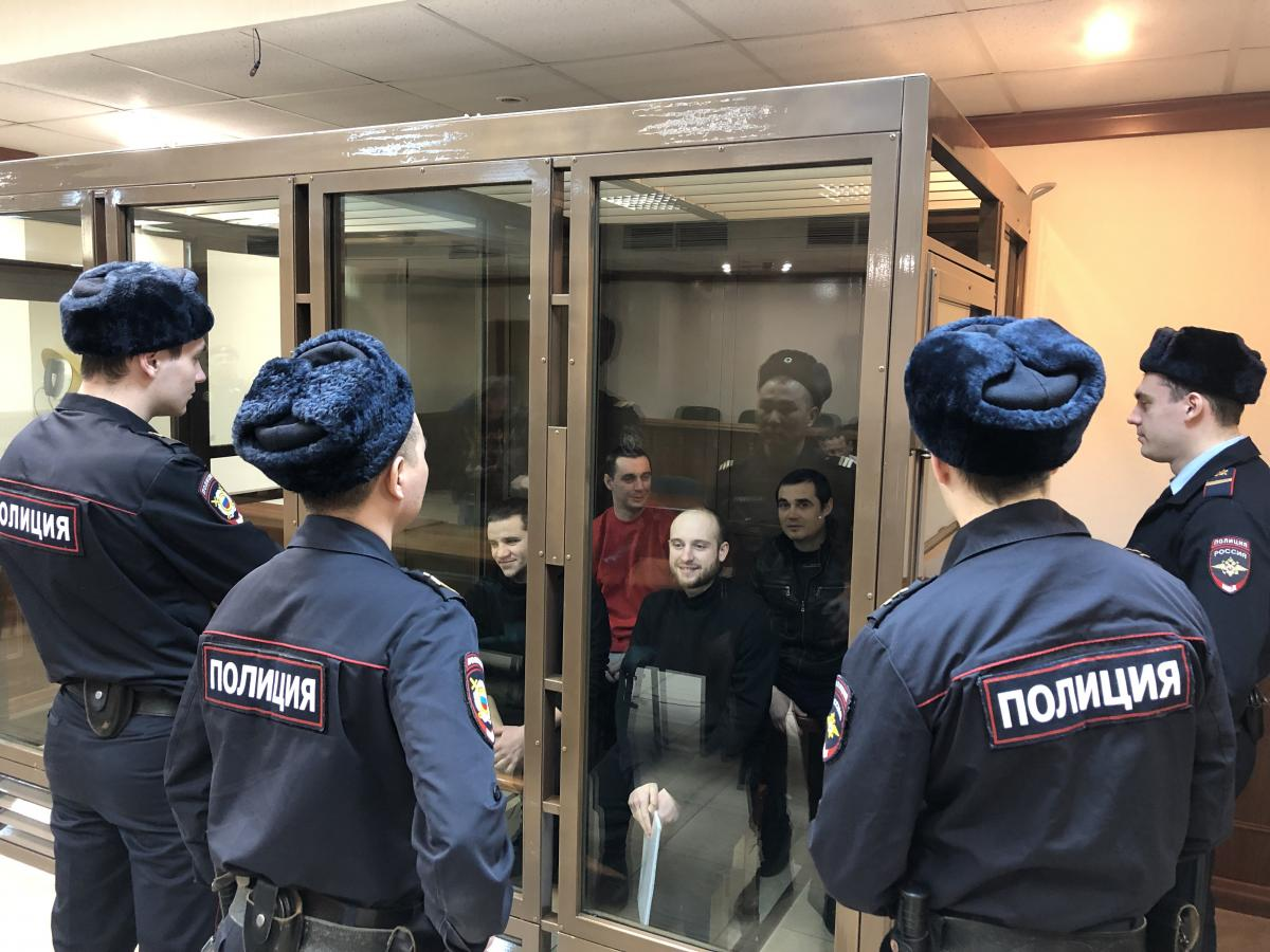 16 апреля Украина обратилась в Международный трибунал ООН/ фото: Цимбалюк Роман
