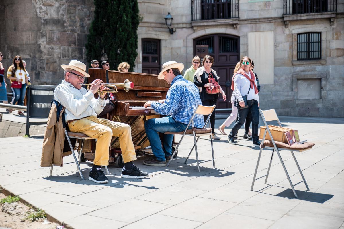 Іспанську атмосферу неможливо переплутати ні з чим / Фото unsplash.com