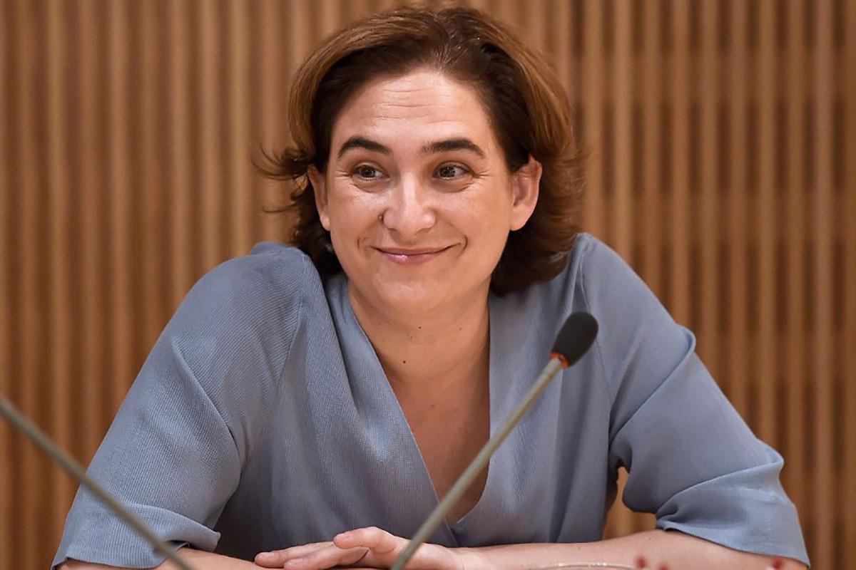 Мер Барселони Ада Колау / Фото wikimedia.org