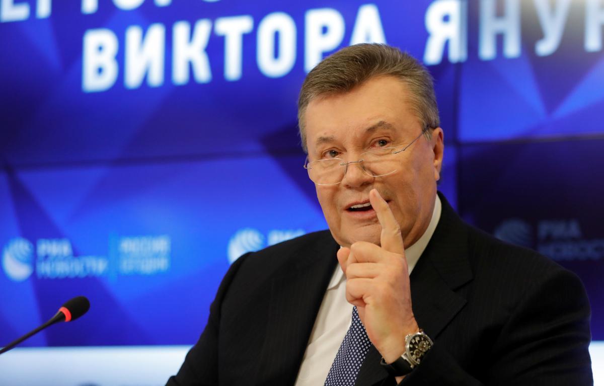 Виктор Янукович / фото REUTERS