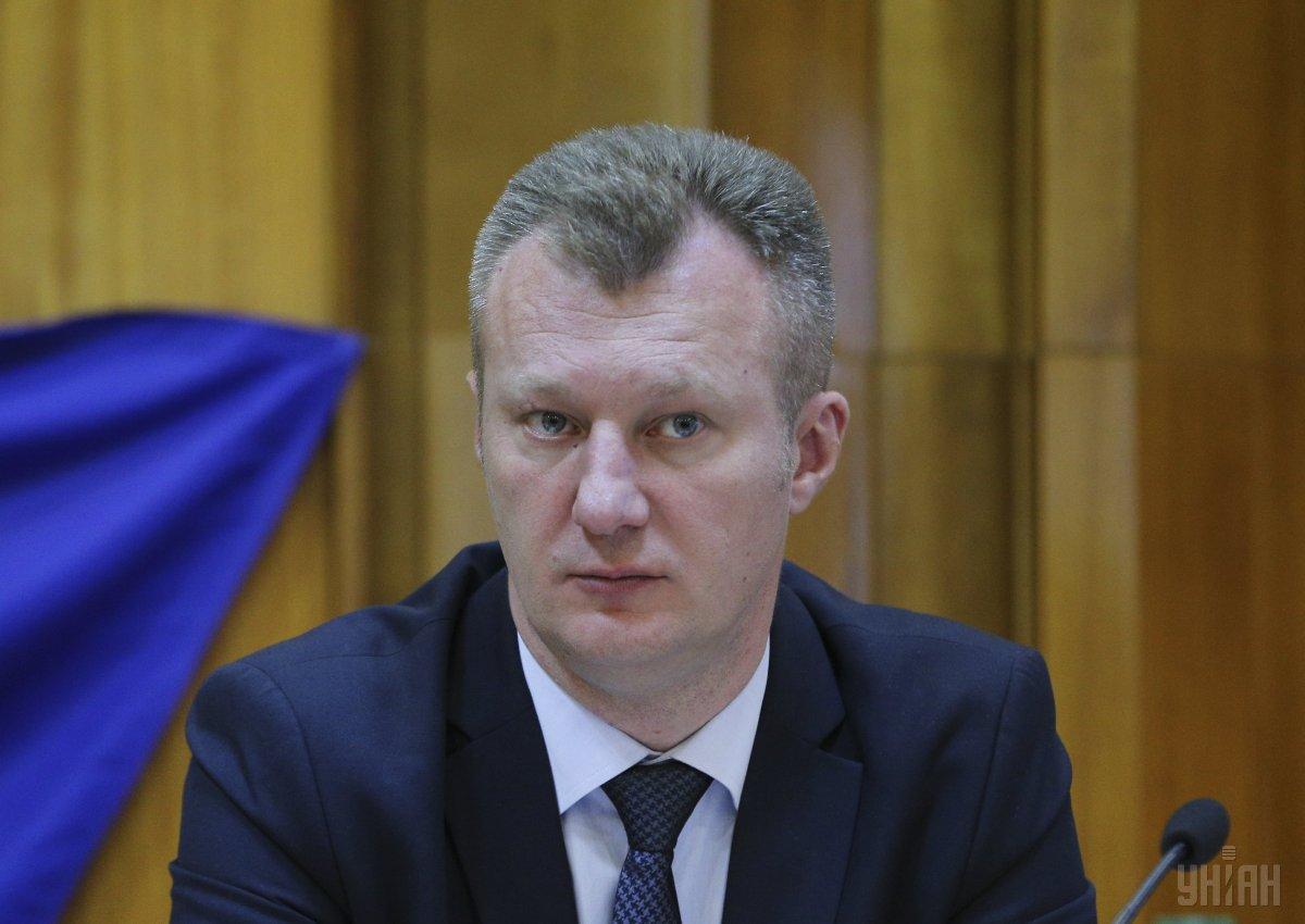 Євген Радченко зараз єпершимзаступником голови ЦВК / фото УНІАН