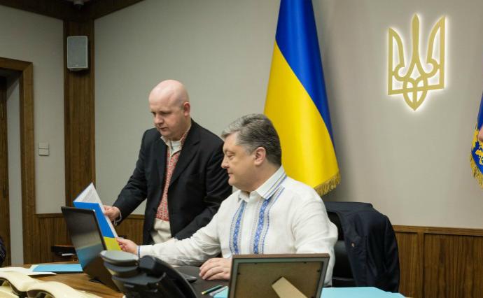 Юрій Оніщенко добре відомий у політичних колах / фото Прес-служба президента