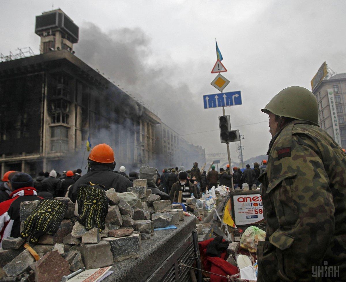 """Amnesty International раскритиковала нерасследованное""""делоМайдана"""" / фото УНИАН"""