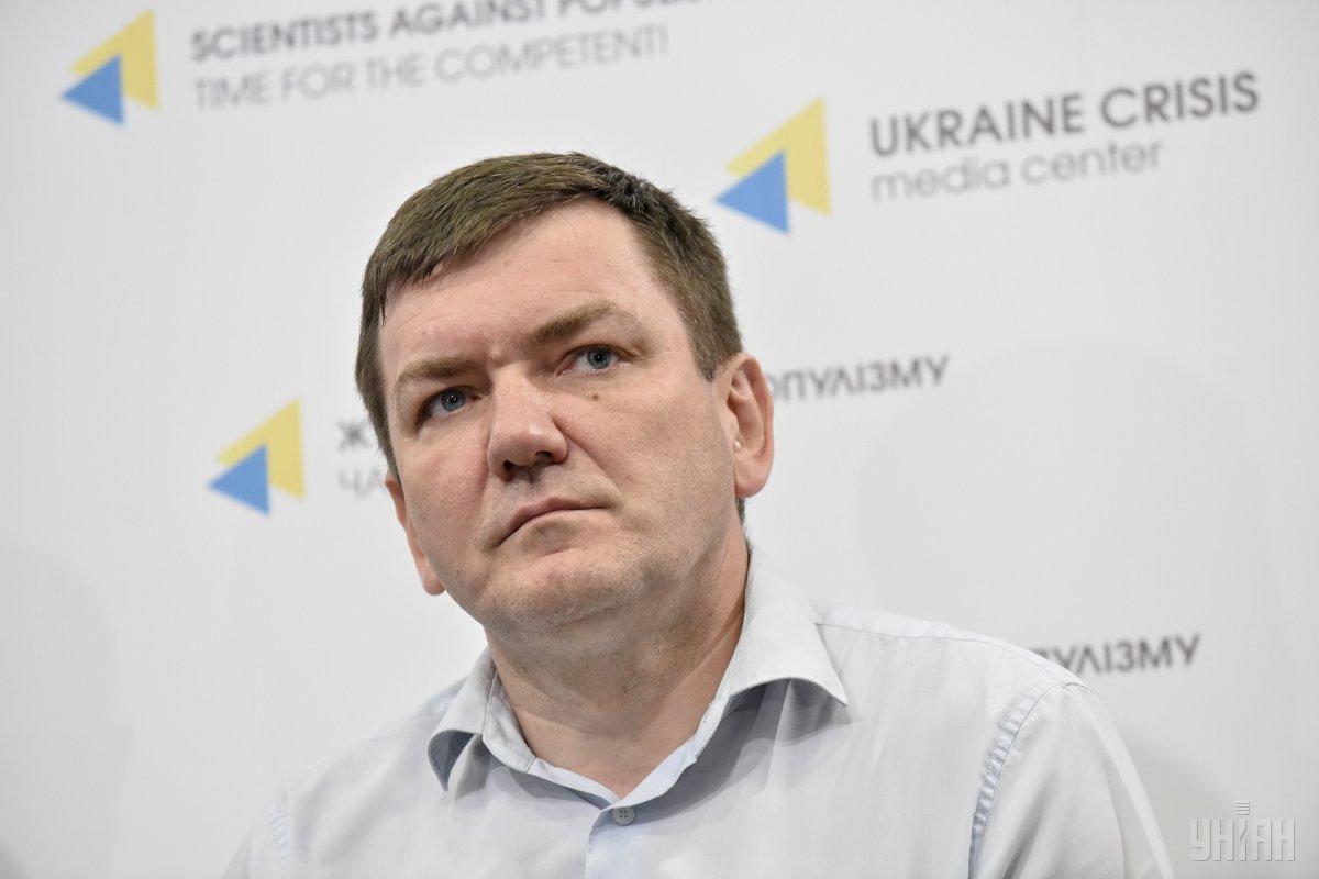 Горбатюк добавил, что такая же ситуация с расследованием убийств правоохранителей / фото УНИАН