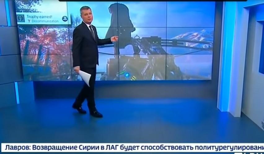"""На """"России 24"""" озабочены украинскими видеоиграми"""