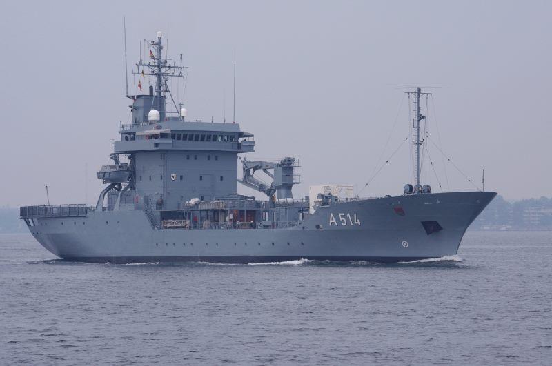 У маневрах беруть участь 9 румунських кораблів і суден інших країн / facebook.com Andrii Klymenko