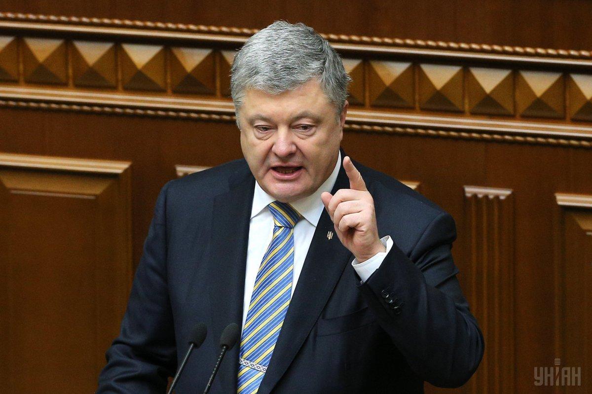 Петр Порошенко не закончит войну на Донбассе / фото УНИАН