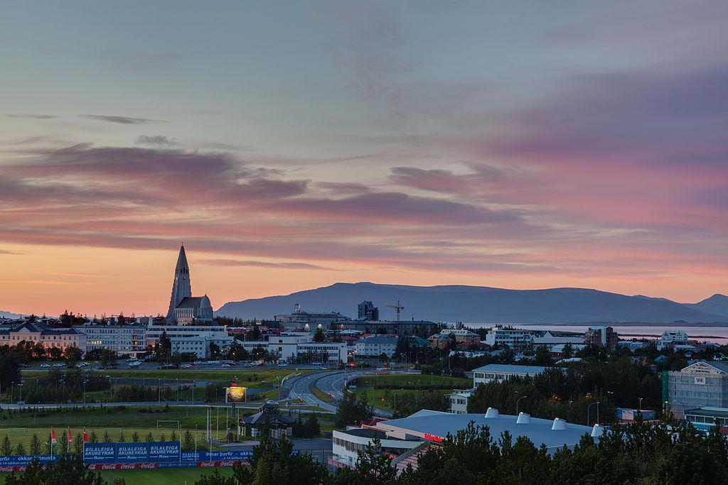 Население Исландиисоставляет более 350 тысяч жителей / Фото en.wikipedia.org