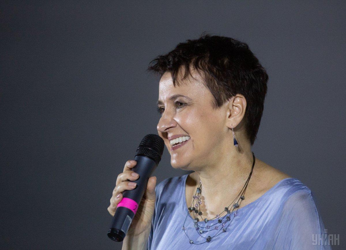 Оксана Забужко стала лауреатом премии / УНИАН