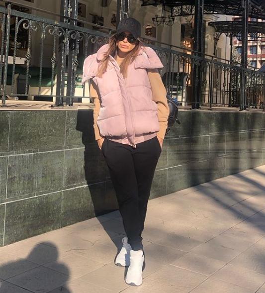 Фото певица опубликовала на странице вInstagram / Instagram Ани Лорак