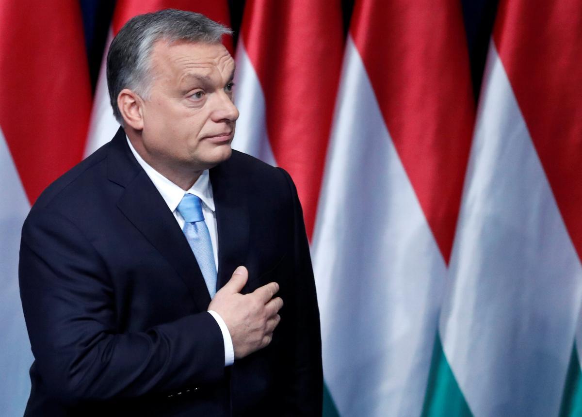 Viktor Orban / REUTERS