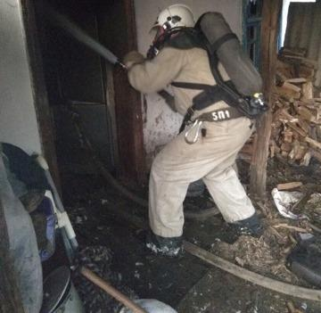 Причина пожара устанавливается / фото пресс-служба полиции Одесской области