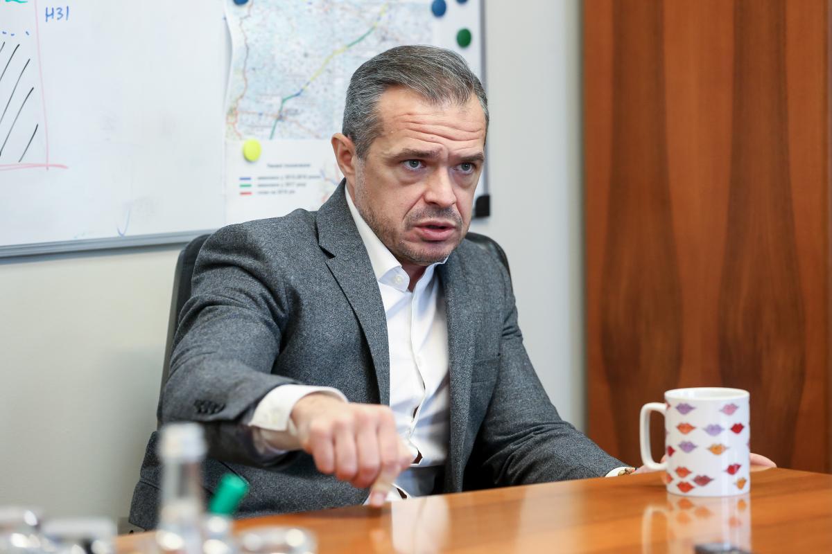 """Голова""""Укравтодору"""" Славомір Новак планує піти у відставку / фото УНІАН"""