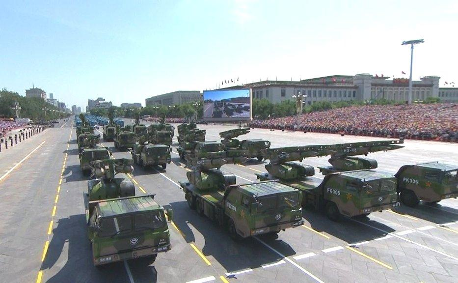 """Китайские военные хотят получить """"артиллерию будущего"""" / Kremlin.ru"""