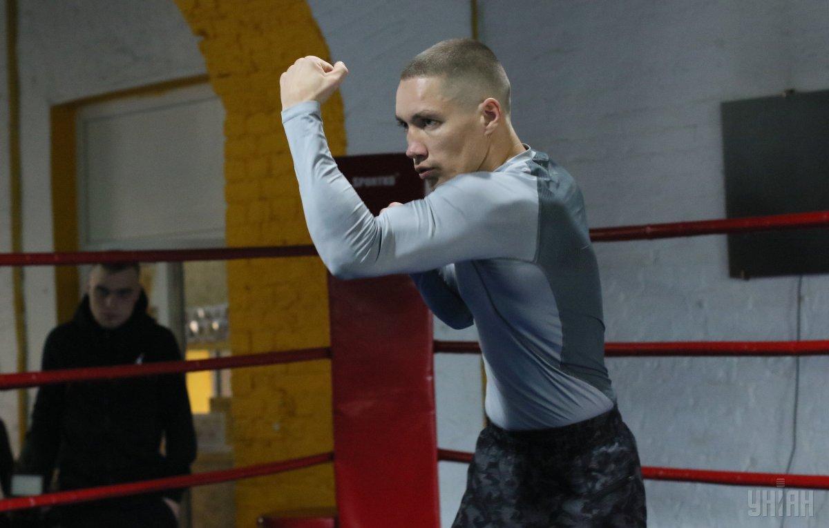 Украинец готов покорять ринги Германии, Великобритании и США / фото УНИАН