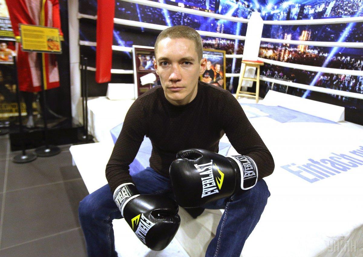 Олег Малиновский провел уже 23 боя на профессиональном ринге / фото УНИАН