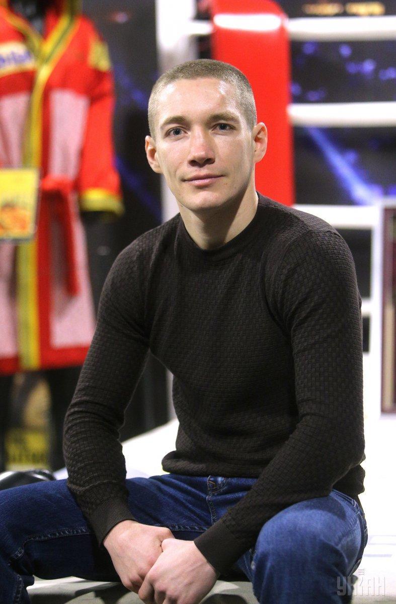 Украина может получить еще одного чемпиона мира по боксу уже в этом году /фото УНИАН