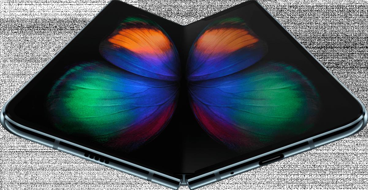 Samsung готовится представить второй складной смартфон / фото samsung.com