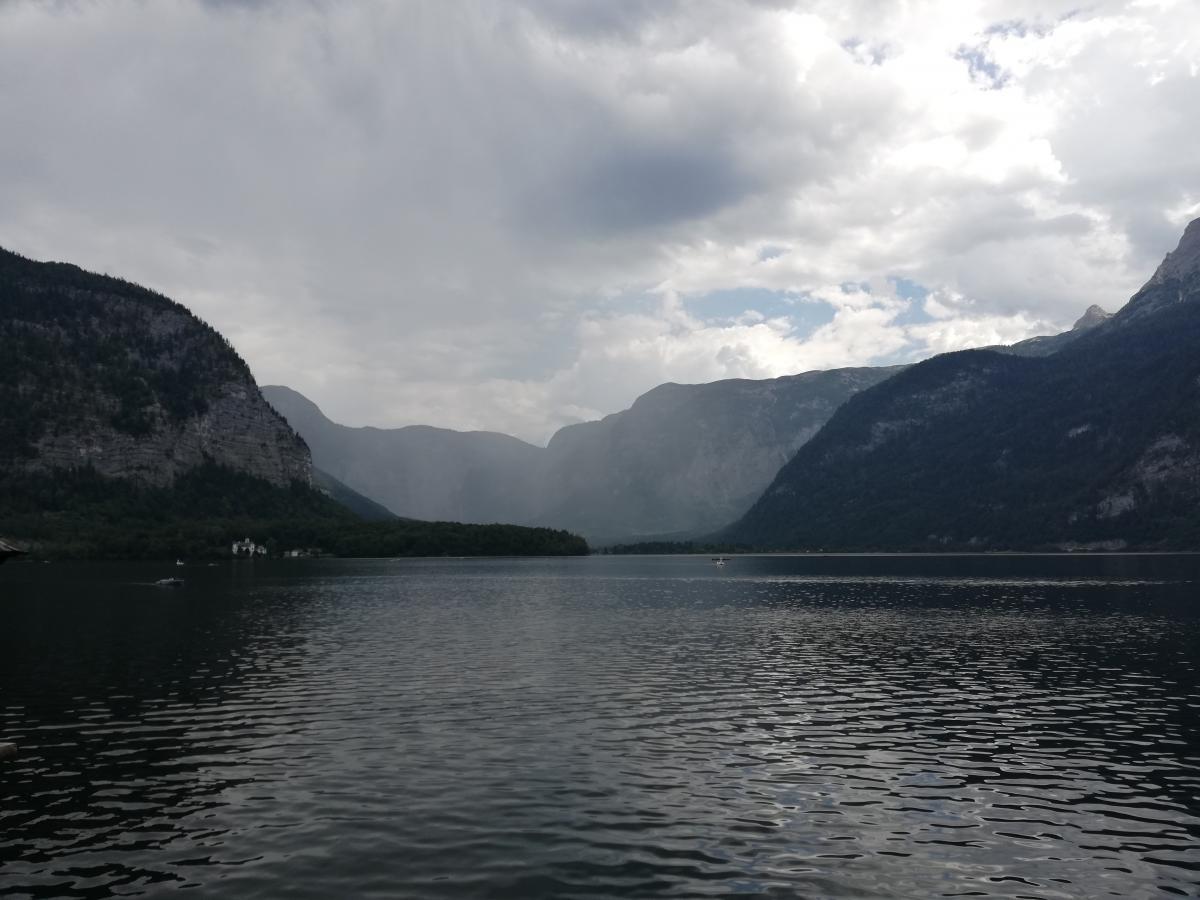 Гальштатське озеро / Фото Марина Григоренко