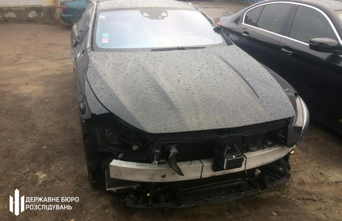 В Украине продавались автомобили премиум-класса с перебитыми номерами / фото dbr.gov.ua