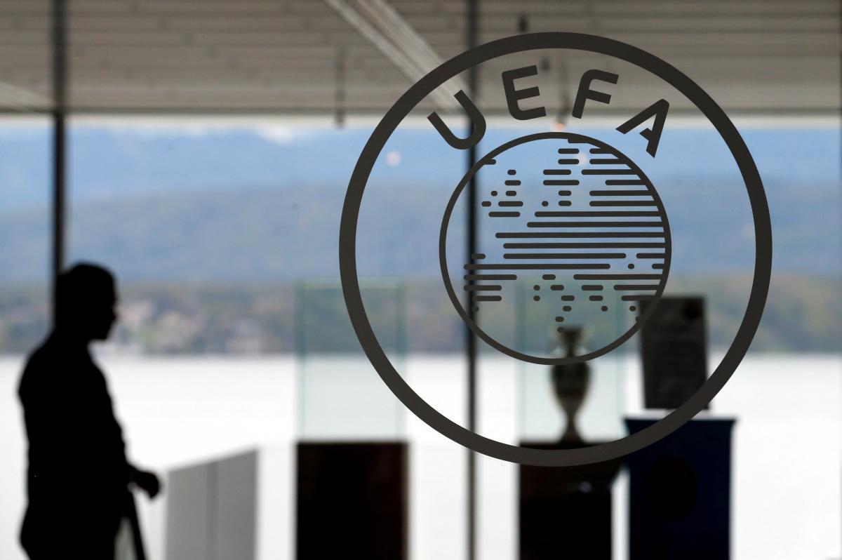 Штаб-квартира УЕФА / фото REUTERS